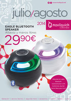 Ofertas de Movilquick, Revista julio/agosto