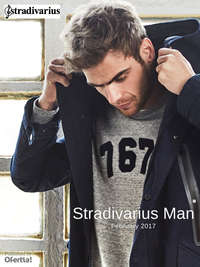 Stradivarius Man - February 2017