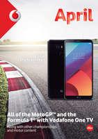 Ofertas de Vodafone, April