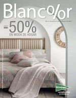 Ofertas de El Corte Inglés, Blancolor -50%