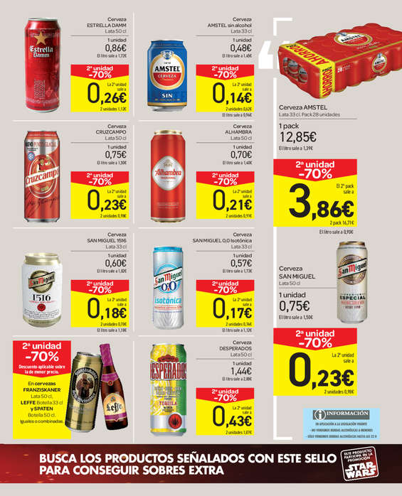 Comprar cruzcampo barato en sevilla ofertia for Super chollo muebles