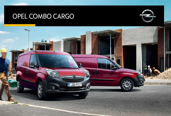 Ofertas de Opel, Opel Combo Cargo