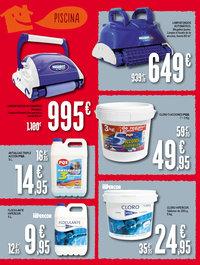 Comprar limpiafondos en zaragoza limpiafondos barato en for Piscinas aki catalogo