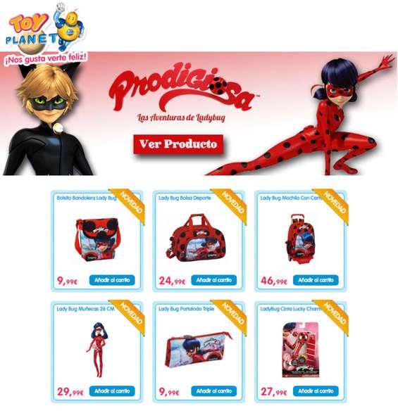 Ofertas de Toy Planet, Novedades