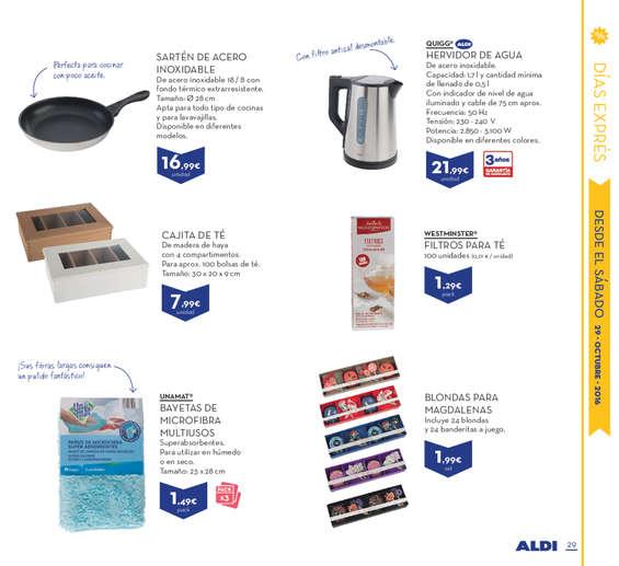 Comprar utensilios cocina barato en madrid ofertia for Utensilios cocina madrid