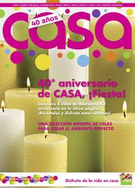 40 aniversario de CASA, ¡Fiesta!