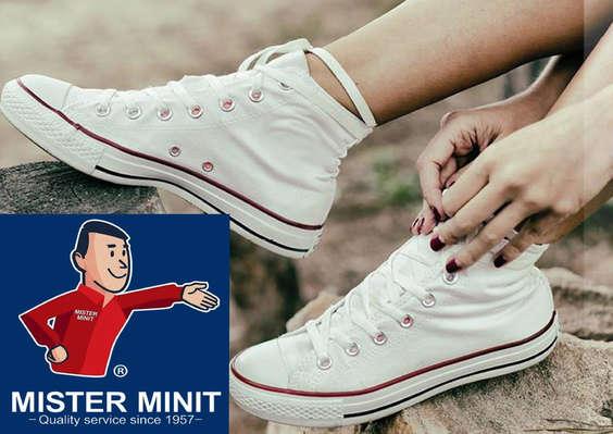 Ofertas de Mister Minit, Productos