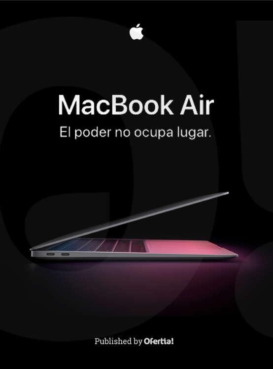 Ofertas de Apple Store, MacBook Air