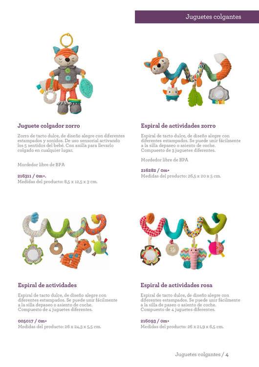 Ofertas de Olmitos, CATALOGO INFANTINO 2019