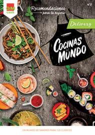 Cocinas del Mundo 2019