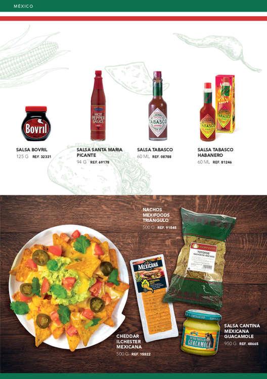 Ofertas de GM Cash & Carry, Cocinas del Mundo 2019