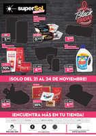 Ofertas de SuperSol, Península Black Friday