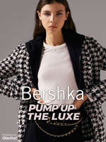 Ofertas de Bershka, Pump up the luxe
