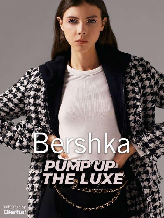 Ofertas de Bershka, Pump up the luxe