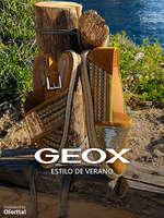 Ofertas de Geox, Estilo de verano