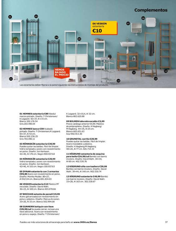 Comprar estanter a pared barato en barakaldo ofertia for Muebles megapark