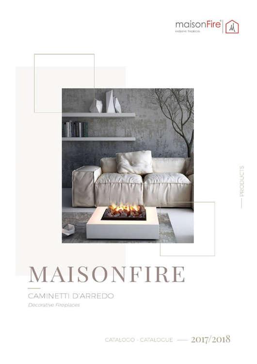 Ofertas de Homedesign, Maison Fire
