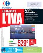 Ofertas de Carrefour, Estalvia't l'iva