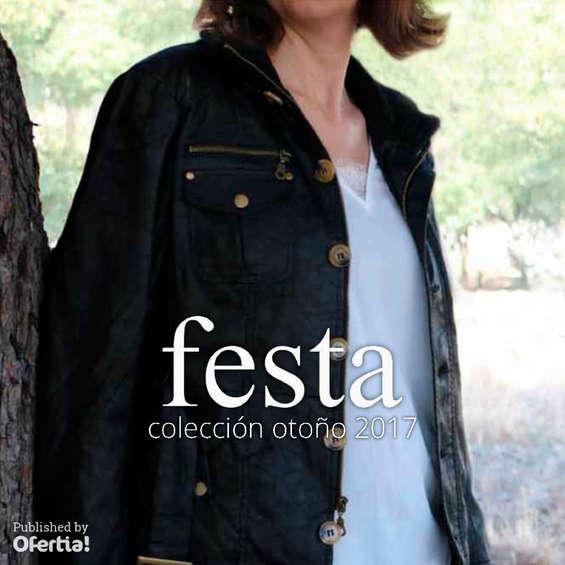 Ofertas de Festa, Colección Otoño 2017