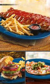 Fridays Food&Drink - sin gluten