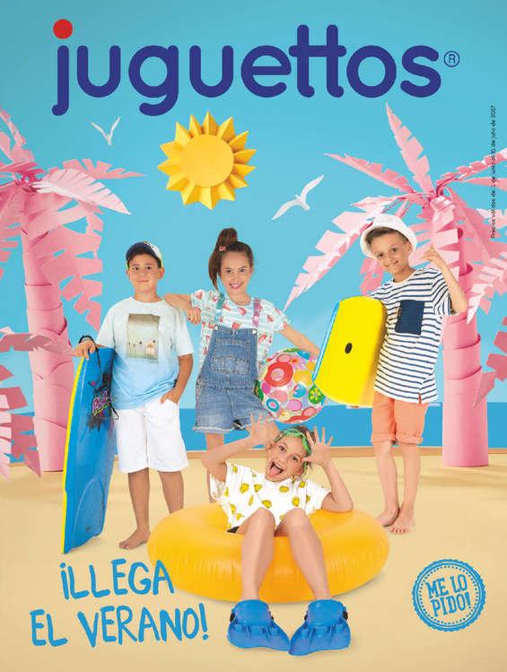 Ofertas de Juguettos, ¡Llega el verano!