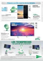 Ofertas de El Corte Inglés, Los tecnoprecios