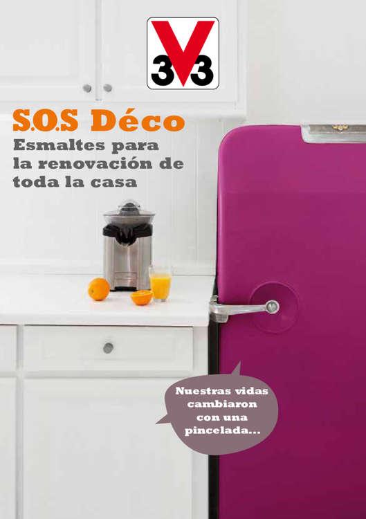 Ofertas de Tú Brico-Marian, S.O.S. Decó