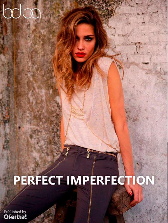 Ofertas de Bdba, Perfect Imperfection