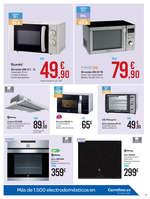 Ofertas de Carrefour, 50% de descuento