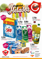 Ofertas de Claudio, Especial Helados