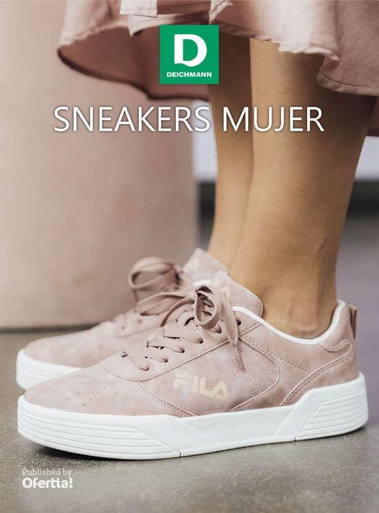 Ofertas de Deichmann, Sneakers mujer