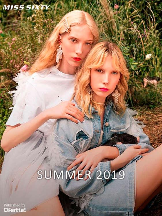 Ofertas de Miss Sixty, Summer 2019