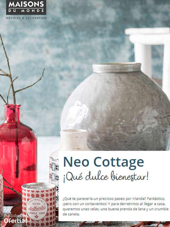Ofertas de Maisons Du Monde, Neo Cottage