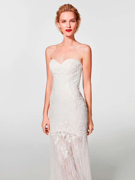 comprar vestido de novia barato en barcelona - ofertia