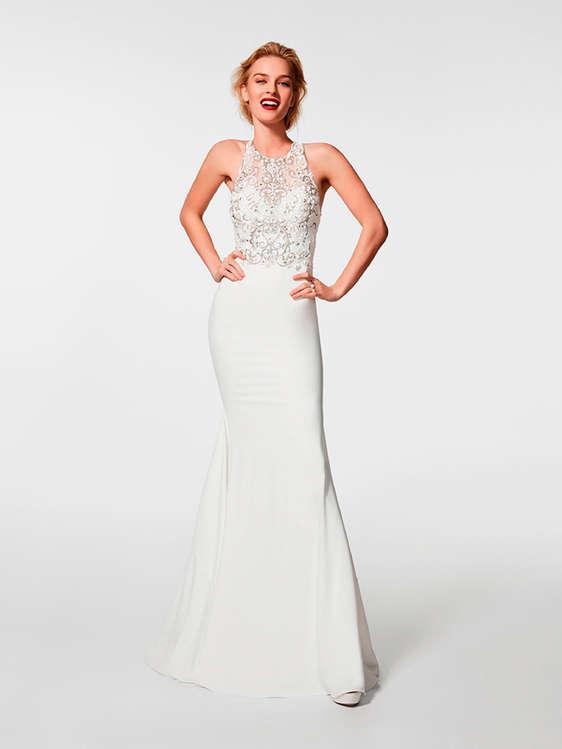 Vestidos de novia economicos merida