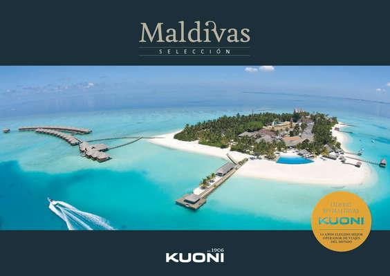 Ofertas de Kuoni, Maldivas