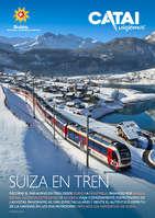 Ofertas de Catai, Suiza en tren