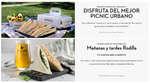 Ofertas de Rodilla, Disfruta del mejor pícnic urbano