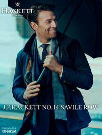 J.P.Hackett No.14 Savile Row