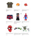 Ofertas de Disney Store, Spiderman Homecoming