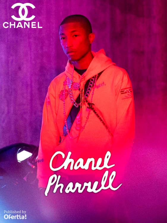 Ofertas de Chanel, Chanel Pharrell