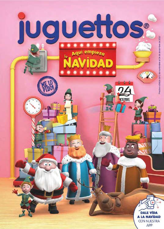 Ofertas de Juguettos, Aquí empieza la Navidad