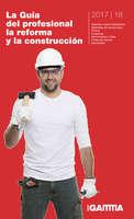 Ofertas de Gamma, La guía del profesional, la reforma y la construcción