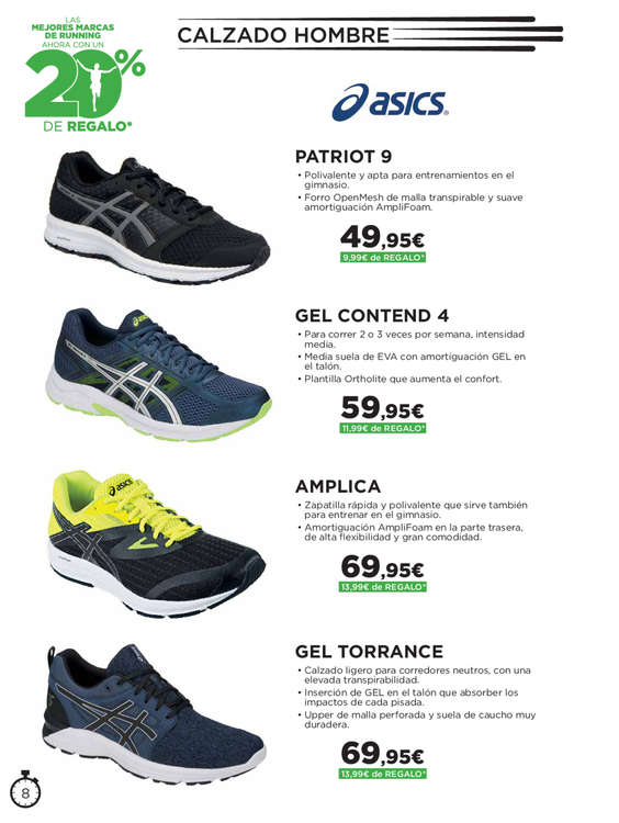 playeros asics