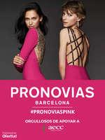 Ofertas de Pronovias, #PronoviasPink