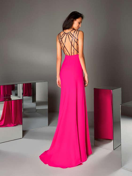 entrega rápida paquete elegante y resistente colores delicados Comprar Vestidos de fiesta largos barato en Zaragoza - Ofertia