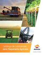 Ofertas de Repsol, Catálogo de Lubricantes para Maquinaria Agricola