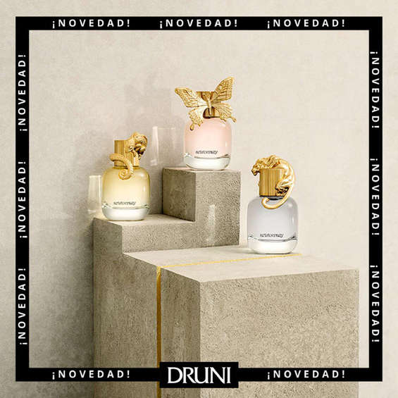 Ofertas de Druni, Perfumes
