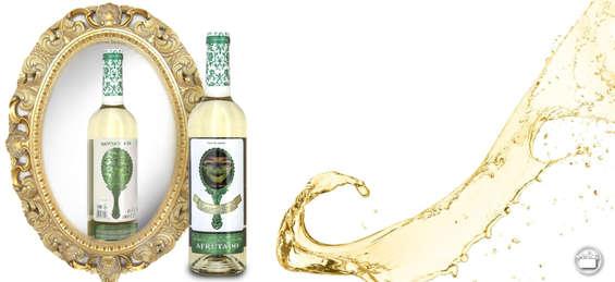 Ofertas de Mercadona, Blancauvas, un vino de cuento