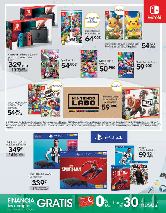 Comprar Juegos Nintendo Switch Barato En Lorca Ofertia